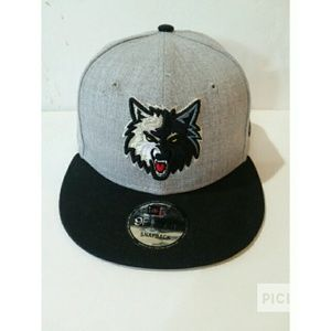 Timberwolves NWT baseball Adjustable Snapback